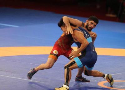 مهرداد مردانی به مدال برنز رسید، یازدهمین مدال برای ورزش ایران