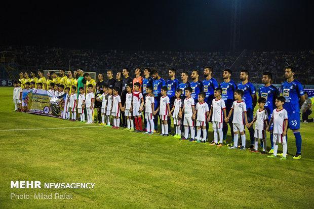 ترکیب تیم فوتبال استقلال برای دیدار با فولاد تعیین شد