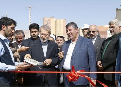 3 پروژه توسعه ای شرکت فولاد غرب آسیا افتتاح شد