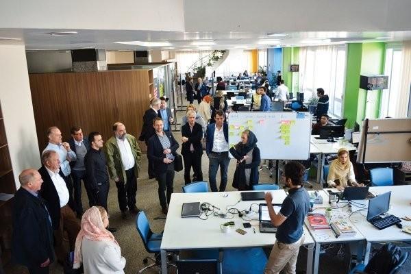 توسعه کارخانه نوآوری در شهرهای مختلف