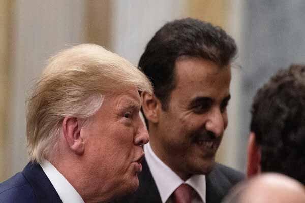 امیر قطر میان ایران و آمریکا میانجی گری می نماید