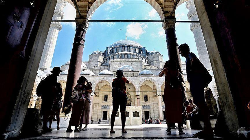 آمار ورود گردشگران خارجی به ترکیه، ایرانی ها پنجم هستند