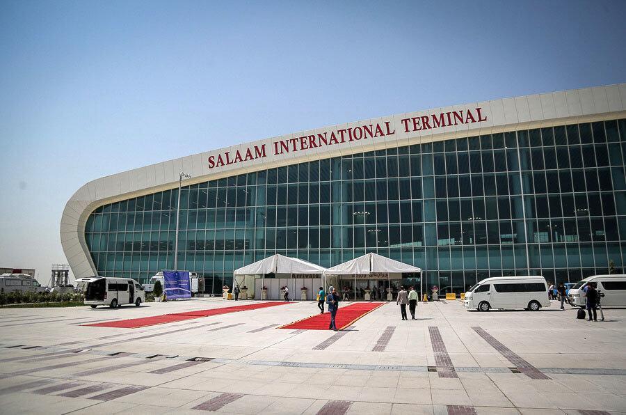 آمادگی شهر فرودگاهی امام خمینی (ره) برای میزبانی از پروازهای داخلی