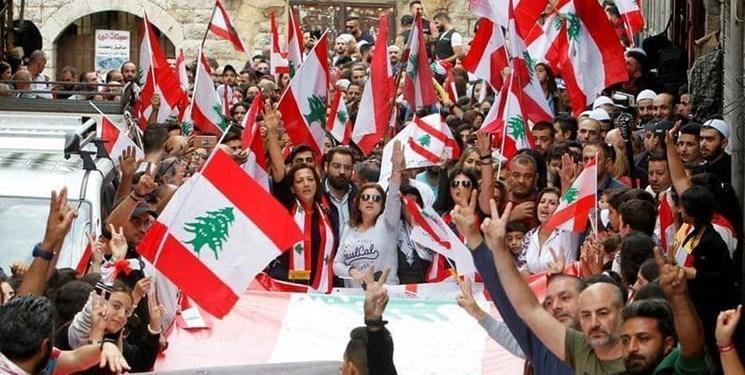 تظاهرات لبنان ده روزه شد؛ فرار الحریری از استعفا با اصرار بر تغییر در کابینه