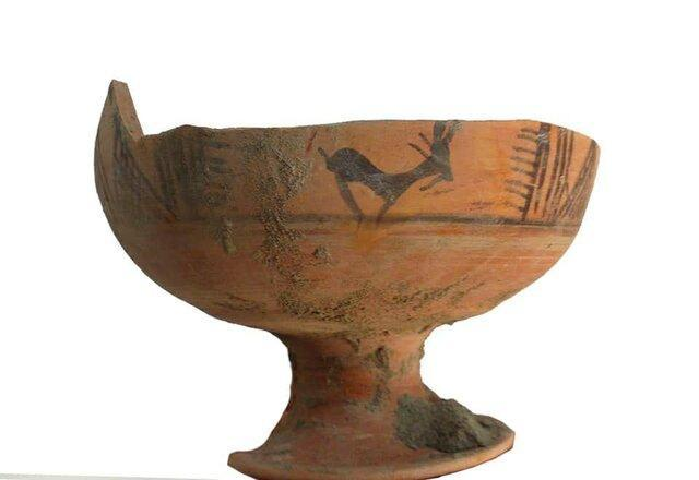 پیدایش محوطه تاریخی هزاره سوم پیش از میلاد در میناب