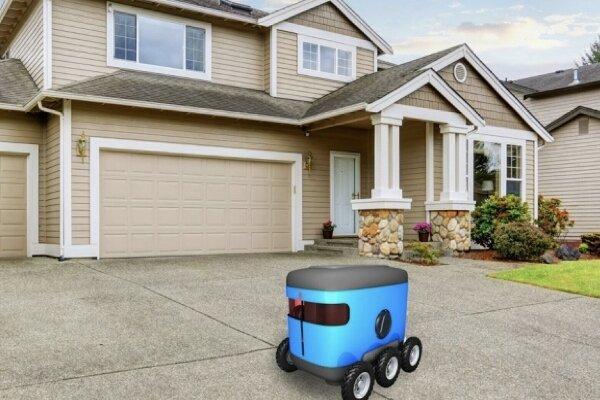 ربات ها بدون مسیریابی محموله را به مقصد می رسانند