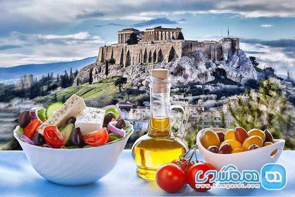در سفر به یونان، امتحان کردن طعم این خوراکی ها را از دست ندهید