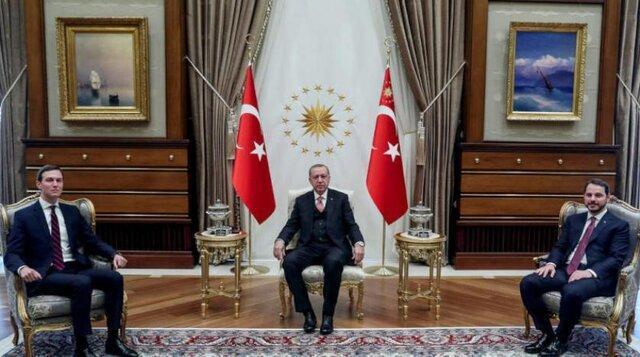 ارتباط پشت پرده دامادهای ترامپ و اردوغان در روابط دو کشور