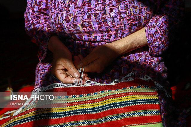 صنایع دستی به کمک قربانیان مواد مخدر می آید