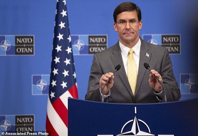 اسپر: با کردها درباره جنگ با داعش توافق کردیم نه تشکیل کشور