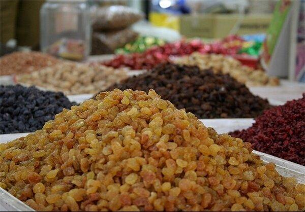 صادرات 2600 تُن محصولات گیاهی از استان قزوین