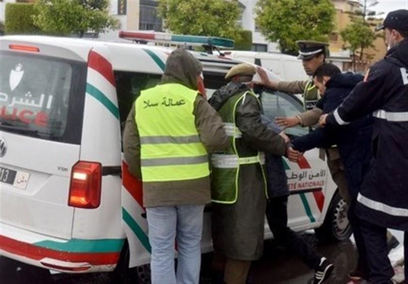 کرونا، افزایش مبتلایان به 574 نفر در مغرب، بازداشت 231 نفر به دلیل نقض قرنطینه