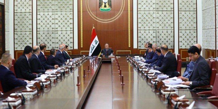 در اولین نشست کابینه جدید عراق چه گذشت؟